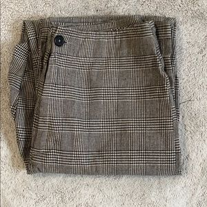 Brandy Melville Plaid Pants